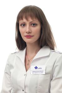 Сергеева Светлана Павловна